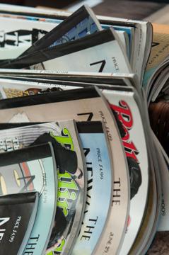 Magazine Backlog